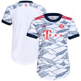 FC Bayern Third Shirt 2021-22-Womens