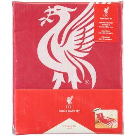 Liverpool Pulse Duvet Set - Single