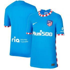 Atlético de Madrid Third Stadium Shirt 2021-22 - Kids