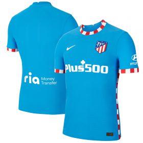 Atlético de Madrid Third Vapor Match Shirt 2021-22