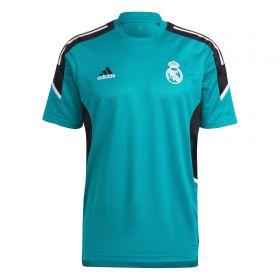 Real Madrid European Training Jersey-Green