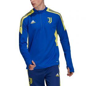 Juventus European Training Top-Blue