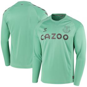 Everton Third Shirt 2020-21 - Long Sleeve