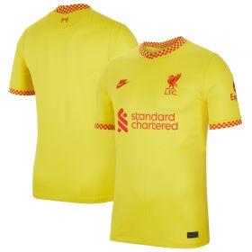 Liverpool Third Stadium Shirt 2021-22