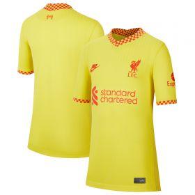 Liverpool Third Stadium Shirt 2021-22 - Kids