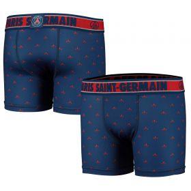 Paris Saint-Germain Boxer - Blue - Kids