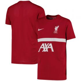 Liverpool Training Top - Red - Kids