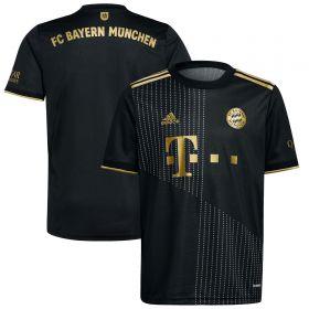 FC Bayern Away Shirt 2021-22-Kids