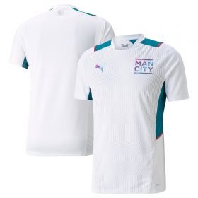 Manchester City Training Jersey-White