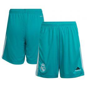 Real Madrid Third Shorts 2021-22-Kids