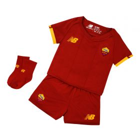 AS Roma Home Baby Kit 2021-22