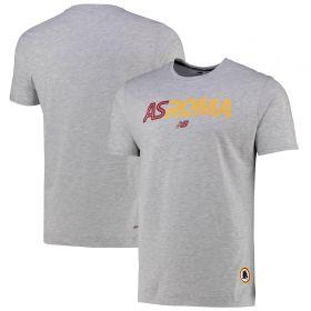 AS Roma Team T-Shirt - Grey