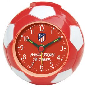 Atlético de Madrid Football Alarm Clock