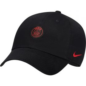 Paris Saint-Germain H86 Cap - Black