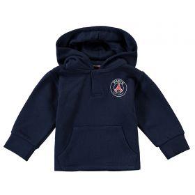 Paris Saint-Germain Hoodie - Blue - Baby Boy