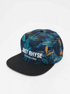 Just Rhyse / 5 Panel Caps Palm Habor in black