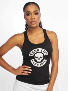 Thug Life / Tank Tops Lattifa in black
