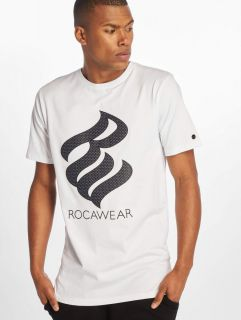 Rocawear / T-Shirt Logo in white