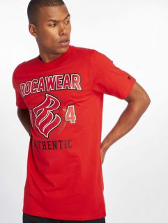 Rocawear / T-Shirt Authentic in red