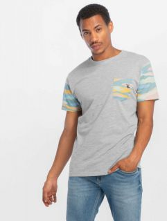 Just Rhyse / T-Shirt Tequesta in grey