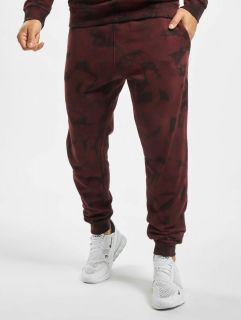 Just Rhyse / Sweat Pant Ten Sleep in red
