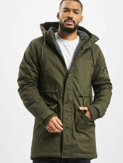 Just Rhyse / Winter Jacket Columbus in olive
