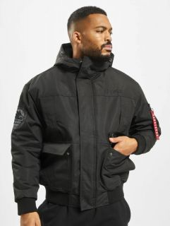 Dangerous DNGRS / Winter Jacket Grenadier in black