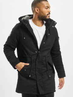 Just Rhyse / Winter Jacket Wind River in black
