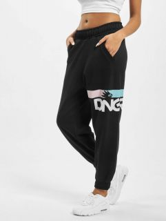 Dangerous DNGRS / Sweat Pant Base in black