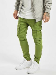 2Y / Slim Fit Jeans Emilio in green