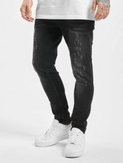 2Y / Slim Fit Jeans Aaron in black