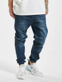 2Y / Sweat Pant Denim in blue