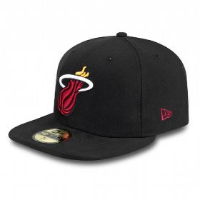 Шапка New Era 59Fifty Patched Miami Heat