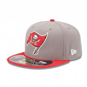 Шапка New Era 59Fifty NFL Authentic On Field Tampa Bay Buccaneers