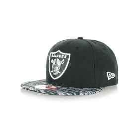 Шапка New Era 9Fifty Oakland Raiders Team Paisley Tiger Camo