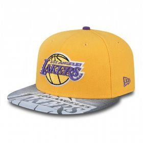 Шапка New Era Vizasketch LA Lakers 59FIFTY