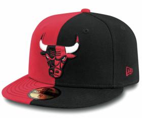 Шапка New Era Two Tone Chicago Bulls 59FIFTY