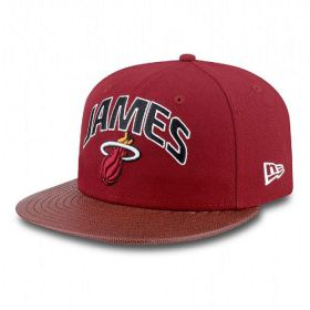 New Era NBA Players Miami Heat LeBron James