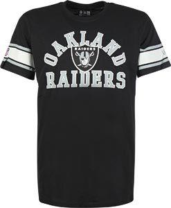New Era NFL Oakland Raiders Super Script Tee