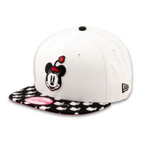 Шапка New Era Minnie Mouse 9FIFTY Womens Snapback