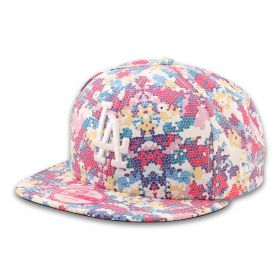 Шапка New Era Digi Fleur 9FIFTY Womens Snapback