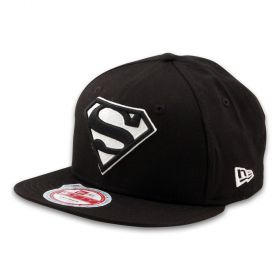 Шапка New Era Superman Glow in the Dark 9FIFTY Snapback