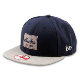 Шапка New Era Casual Patch Blue 9FIFTY Snapback