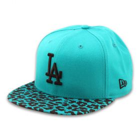 Шапка New Era Teal Leo 9FIFTY Womens Snapback