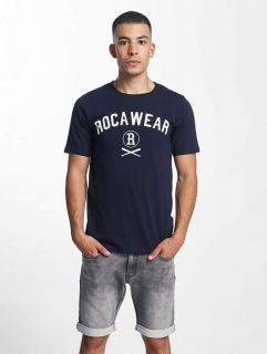 Rocawear / T-Shirt Logo in blue
