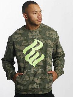 Rocawear / Jumper Big Logo in camouflage