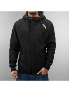 Мъжки суичър Dangerous DNGRS / Zip Hoodie Halil in black