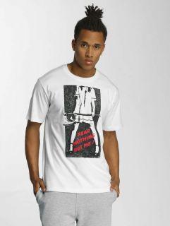 Dangerous DNGRS / T-Shirt Headless in white