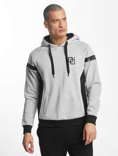 Dangerous DNGRS / Hoodie Race City Esteban in grey