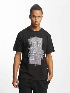 Dangerous DNGRS / T-Shirt Moik Style in black